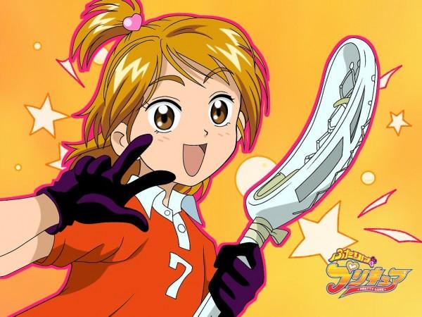 Tags: Anime, Futari wa Precure, Misumi Nagisa, Lacrosse, Wallpaper, Artist Request, Natalie Blackstone