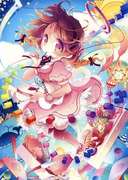 Tags: Anime, Mitaonsya, Eshi 100-nin Ten 04, Scan