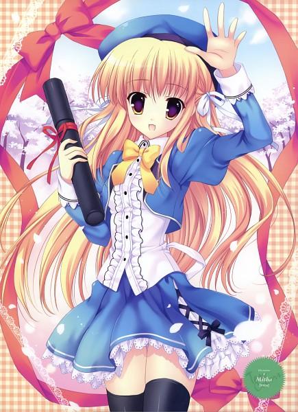 Tags: Anime, Mitha, Dengeki Moeoh Ten Colors, Dengeki Moeoh 2010-02, Graduation, Odesza, Pixiv, Dengeki Moeoh, Original