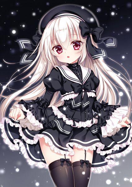 Tags: Anime, Mitsuba Choco, PNG Conversion, Original
