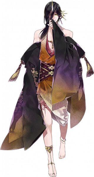 Mitsuhide (Kousen Koi Yuami Jigoku Onsen) - Kousen Koi Yuami Jigoku Onsen ~Gensen Kakenagashi~