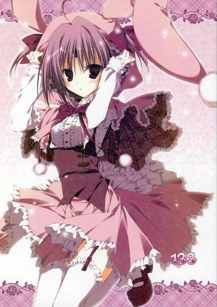 Tags: Anime, Inugami Kira, 13 (Series), Mitsuki (13), Scan