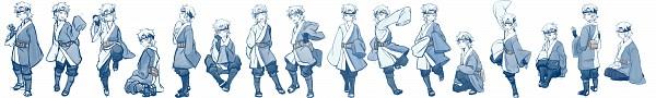 Tags: Anime, Pixiv Id 35051, BORUTO, NARUTO, Mitsuki (NARUTO), Fanart, Fanart From Pixiv, PNG Conversion, Pixiv