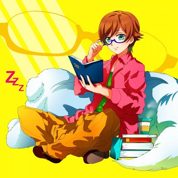 Tags: Anime, Meganebu!, Mitsuki Kamatani, Norio (Meganebu!)