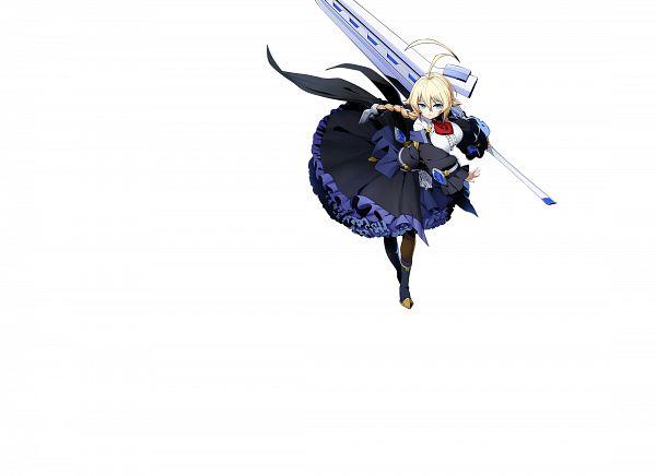 Tags: Anime, Higuchi Konomi, Arc System Works, Blazblue: Cross Tag Battle, BlazBlue, Mitsurugi Es, Official Art