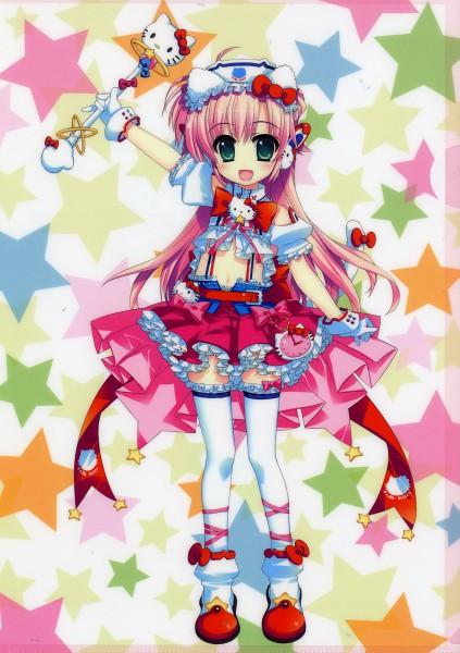 Miu Crowford - Hello Kitty to Issho!