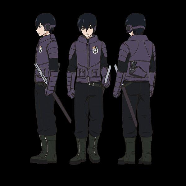 Miwa Shuuji - World Trigger