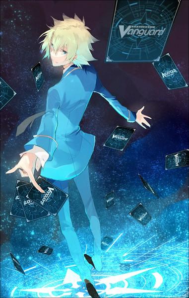 Miwa Taishi - Cardfight!! Vanguard