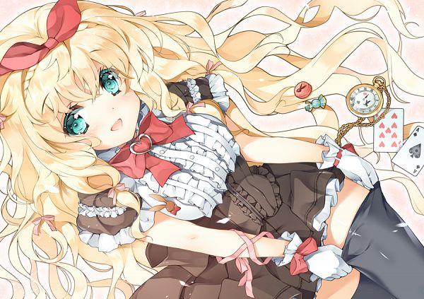 Tags: Anime, Miwabe Sakura, Original, PNG Conversion