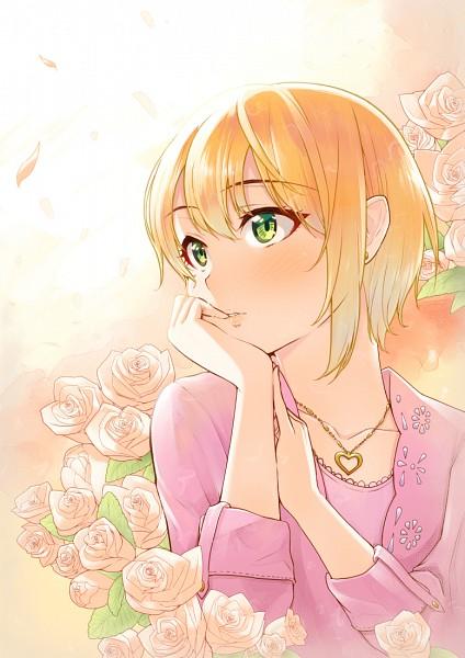 Miyamoto Frederica The Idolm Ster Cinderella Girls