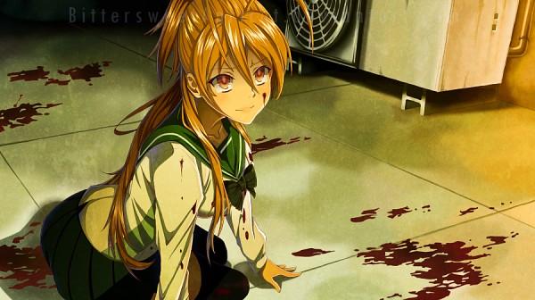 Miyamoto Rei - Gakuen Mokushiroku: HIGHSCHOOL OF THE DEAD