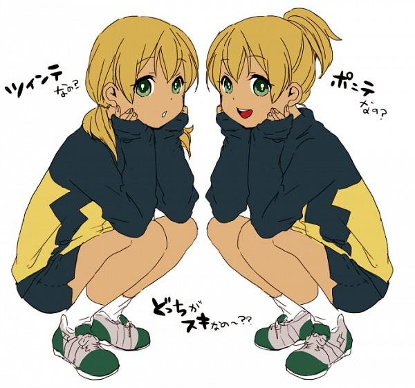 Tags: Anime, Tomo, Inazuma Eleven, Miyasaka Ryou, Pixiv, Fanart From Pixiv, Fanart