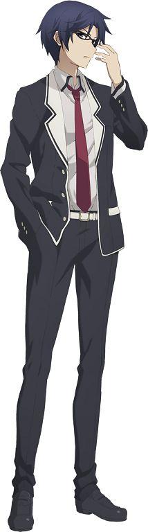 Miyashiro Takuru - ChäoS;Child