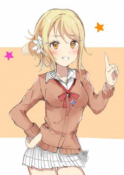 Tags: Anime, Pixiv Id 17390904, Love Live! School Idol Festival ALL STARS, Miyashita Ai, Fanart From Pixiv, Pixiv, Fanart