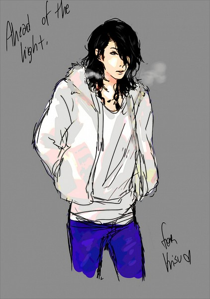 Tags: Anime, Meguzzzz, Miyavi, Pixiv, Fanart, Fanart From Pixiv, J-Rock