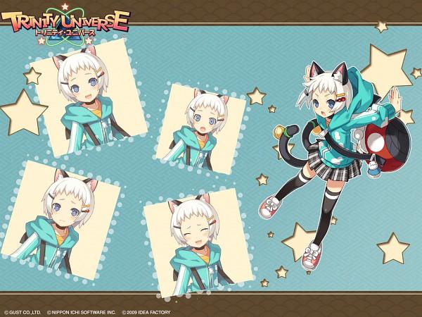 Tags: Anime, Nippon Ichi Software, Trinity Universe, Miyu (trinity)
