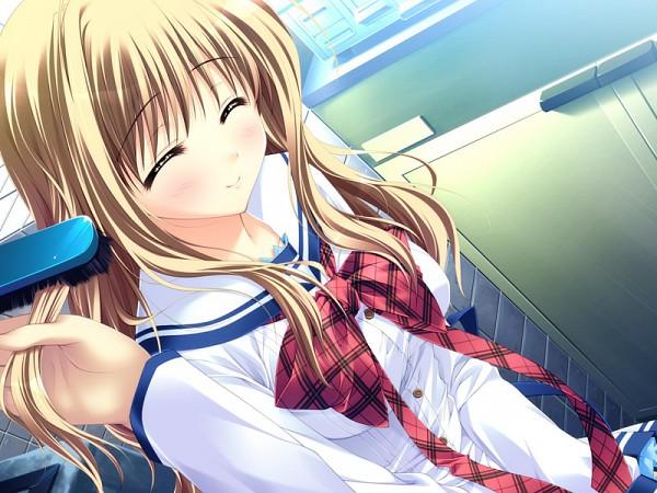 Tags: Anime, Suzuhira Hiro, Hooksoft, Sakura Bitmap, Mizuhara Koharu, CG Art