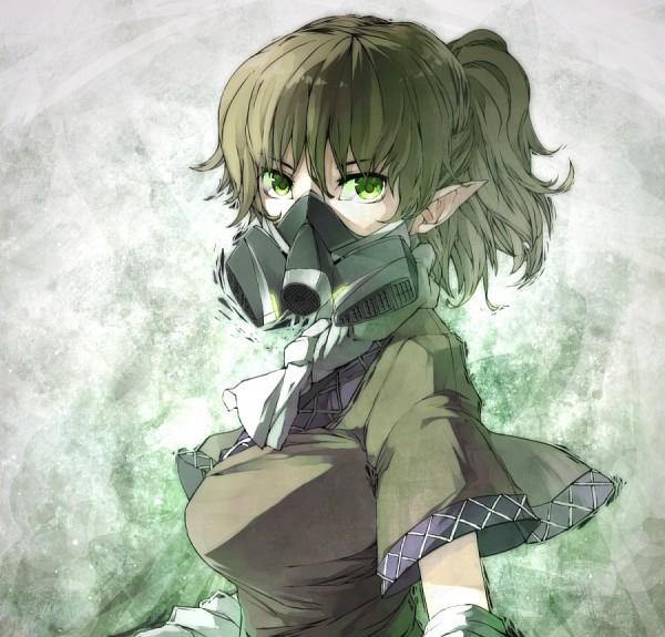 Tags: Anime, Notsugimi, Touhou, Mizuhashi Parsee, Pixiv, Parsee Mizuhashi