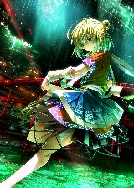 Tags: Anime, ryosios, Touhou, Mizuhashi Parsee, Mobile Wallpaper, Parsee Mizuhashi
