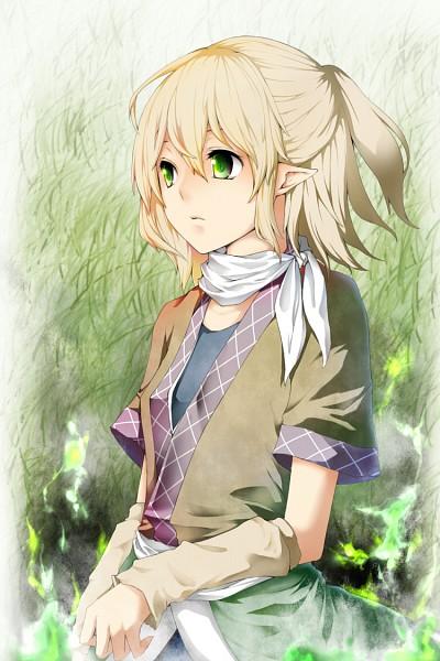 Tags: Anime, Shierutei, Touhou, Mizuhashi Parsee, Mobile Wallpaper, Parsee Mizuhashi