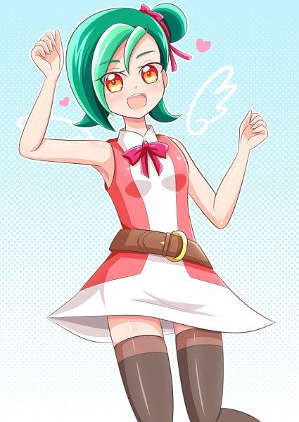 Tags: Anime, Pixiv Id 1540776, Yu-Gi-Oh!, Yu-Gi-Oh! ZEXAL, Mizuki Kotori, Pixiv, Fanart From Pixiv, Fanart, Tori Meadows
