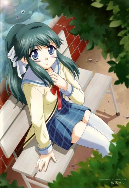 Tags: Anime, Da Capo, Mizukoshi Moe