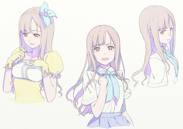 Mizumoto Yukari (Yukari Mizumoto) - THE iDOLM@STER: Cinderella Girls