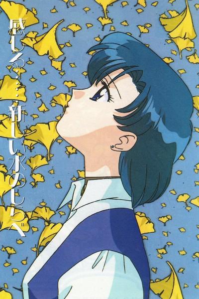 Tags: Anime, Tadano Kazuko, Bishoujo Senshi Sailor Moon, Mizuno Ami, Ginkgo Biloba