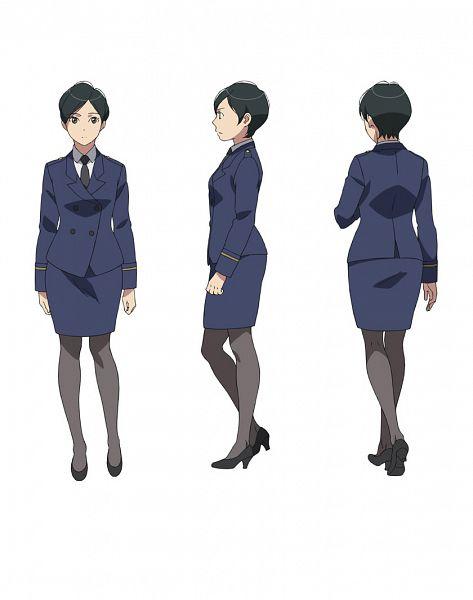 Mizusaki Kaoru - Aldnoah Zero