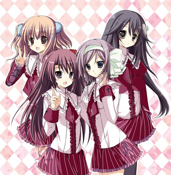 Tags: Anime, Mizusawa Mimori, Pixiv, Original