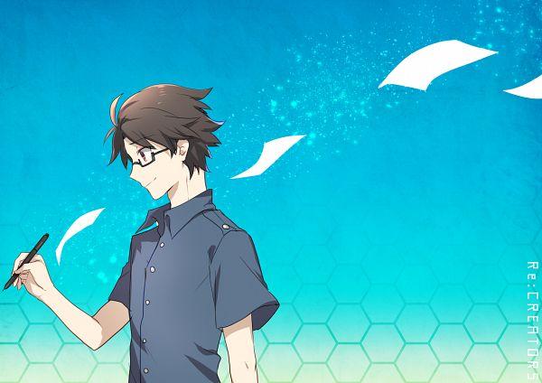 Tags: Anime, Pixiv Id 979850, Re:Creators, Mizushino Souta, Fanart From Pixiv, Pixiv, Fanart