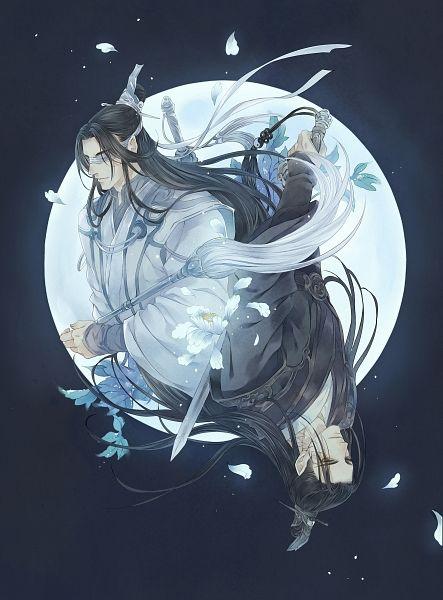 mo dao zu shi grandmaster demonic cultivation image zerochan anime image board