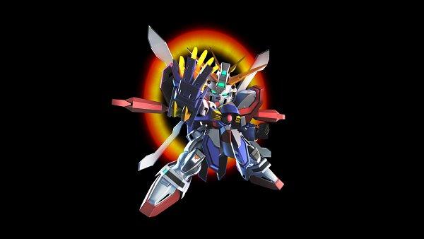 Tags: Anime, Bandai Namco Entertainment, Mobile Fighter G Gundam, SD Gundam G Generation, Wallpaper, Gundams