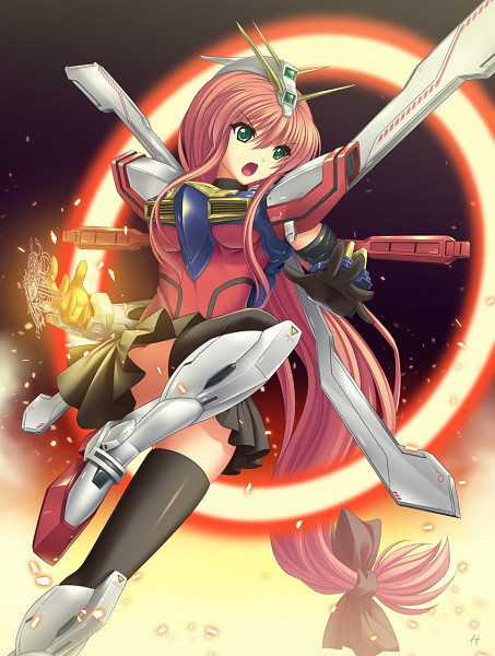 Tags: Anime, Mobile Fighter G Gundam, Mobile Suit Gundam 00