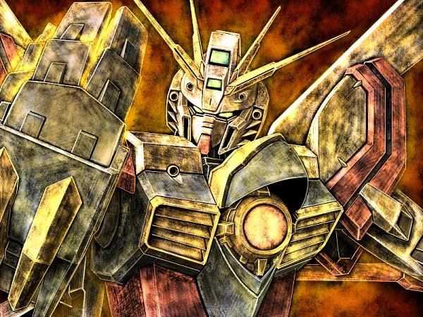 Tags: Anime, Mobile Fighter G Gundam, GF13-017NJII God Gundam, Gf13-017nj Shining Gundam, Artist Request