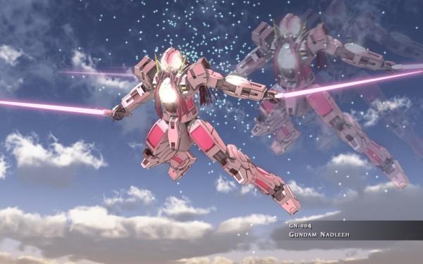 Tags: Anime, Mobile Suit Gundam 00, Gundam Nadleeh, Wallpaper, Gundams