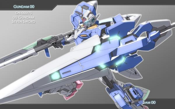Tags: Anime, Mobile Suit Gundam 00, Seven Sword, Wallpaper