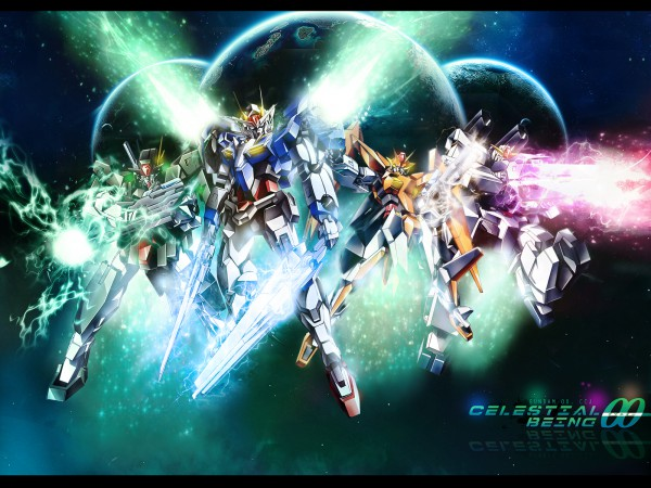 Tags: Anime, Mobile Suit Gundam 00, Wallpaper