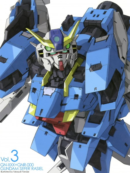 Tags: Anime, Mobile Suit Gundam 00P, Gundams