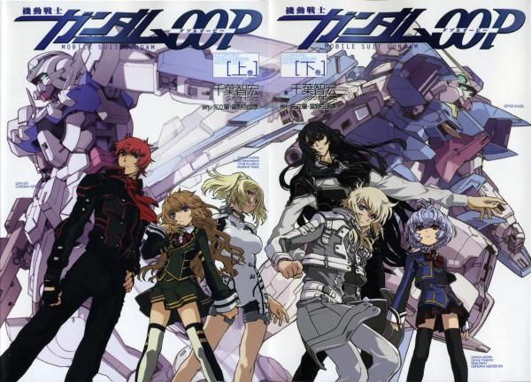 Tags: Anime, Mobile Suit Gundam 00P, Chall Acustica, Hixar Fermi, Grave Violento, Ruido Resonance
