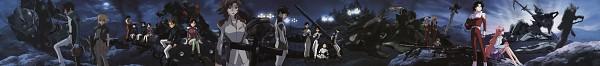 Tags: Anime, Mobile Suit Gundam SEED, Natarle Badgiruel, Lacus Clyne, Miriallia Haw, Athrun Zala, Dearka Elsman, Kira Yamato, Yzak Joule