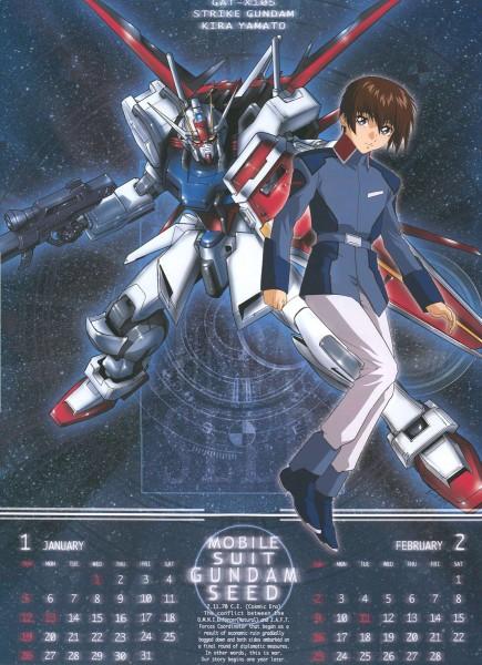 Tags: Anime, Mobile Suit Gundam SEED Destiny, Mobile Suit Gundam SEED, Strike Gundam, Kira Yamato, Strike Freedom Gundam, Gundams