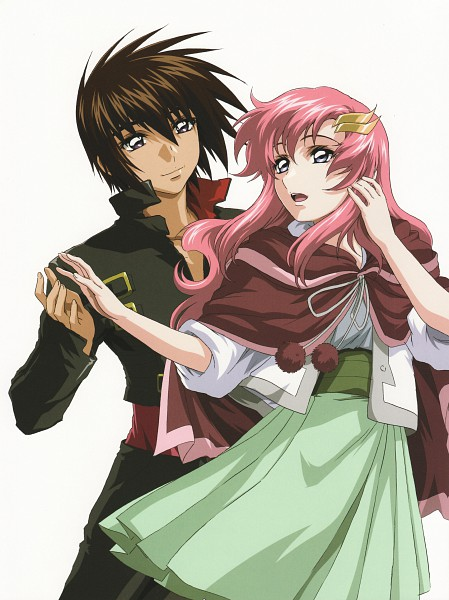 Tags: Anime, Mobile Suit Gundam SEED, Mobile Suit Gundam SEED Destiny, Kira Yamato, Lacus Clyne