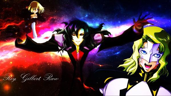 Tags: Anime, Mobile Suit Gundam SEED, Mobile Suit Gundam SEED Destiny, Gilbert Durandal, Rey Za Burrel, Rau Le Creuset