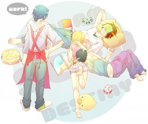 Tags: Anime, Mobile Suit Gundam SEED Destiny, Mobile Suit Gundam SEED, Athrun Zala, Cagalli Yula Athha, Kira Yamato, Shinn Asuka