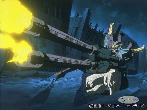 Tags: Anime, Sunrise (Studio), Mobile Suit Gundam Wing, Shot, Screenshot