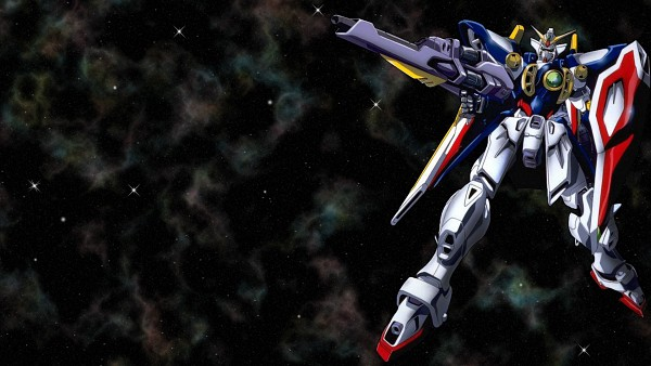 Tags: Anime, Mobile Suit Gundam Wing, Fanmade Wallpaper, Edited, Wallpaper, HD Wallpaper