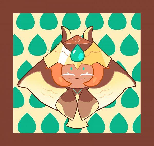 Tags: Anime, BlueberryCamille, Cookie Run: OvenBreak, Cookie Run, Mocha Ray Cookie, Fanart From DeviantART, deviantART, Fanart