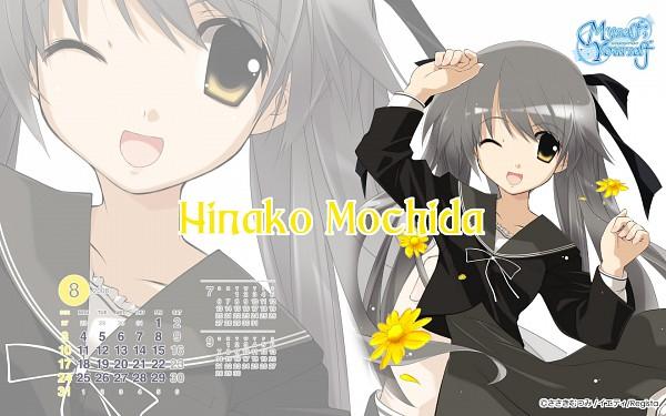 Tags: Anime, Myself; Yourself, Mochida Hinako, Wallpaper
