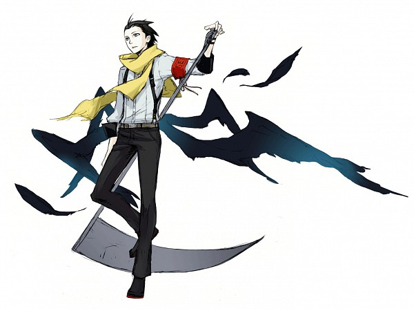 Mochizuki Ryoji - Shin Megami Tensei: PERSONA 3